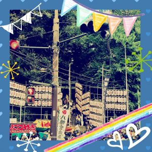 IMG 0252 300x300 - 代々木八幡お祭り