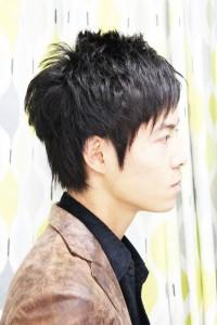 IMG 0489 200x300 - 黒髪・爽やかメンズヘアスタイル