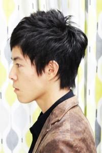 IMG 0494 200x300 - 黒髪・爽やかメンズヘアスタイル