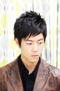 IMG 0496 200x300 - 黒髪・爽やかメンズヘアスタイル