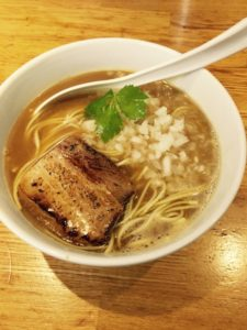 IMG 4577 225x300 - 煮干し中華そば 三四郎