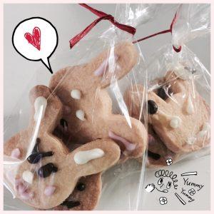 IMG 6985 300x300 - バレンタインのお返し 〜手作りクッキー