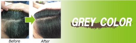 greycolor - 男の白髪染め◆頭皮にやさしい香草カラー
