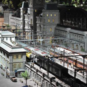 鉄道模型ジオラマ−2