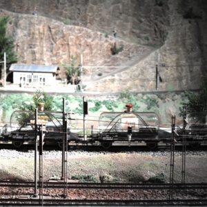 鉄道模型ジオラマ−3