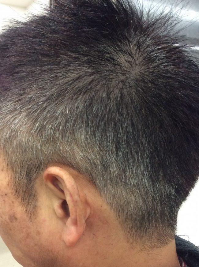 IMG 0108 e1458011243850 - 男の白髪染め!メンズにオススメの香草カラー