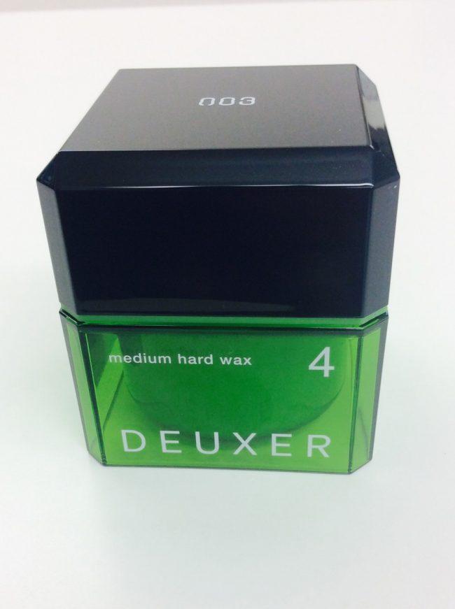 IMG 0153 - デューサーワックス(DEUXER WAX)4