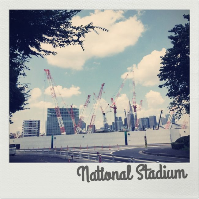 新国立競技場(仮称)