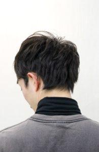 IMG 8641 195x300 - 2019・スプリング〜ラフマッシュショート〜